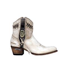 dames lage-laarzen Western